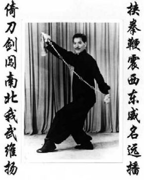 Chiu Chuk Kei - Grand Master of Tai Chi Mantis
